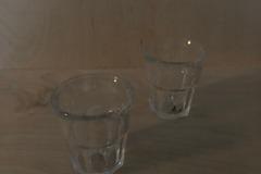 Myydään: Two shot glasses