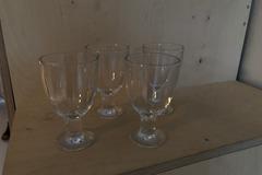 Myydään: Iittala Verna glasses (4 pieces)