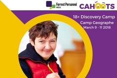 Service/Program: 18+ Discovery Camp - Regional