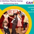 Service/Program: All Abilities Theme Camp: Performing Arts