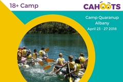 Service/Program: 18+ April Regional Camp
