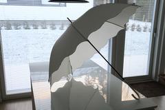 Ilmoitus: Varattu: Hääsateenvarjo
