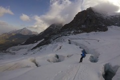 Experience: Mountaineering on the Gran Paradiso mt. 4061