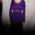 Vente au détail: robe vintage