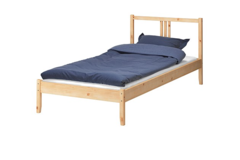 Myydään: Bed frame, mattress and slatted frame