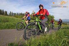 Experience: E-bike tour through Casentino's national park