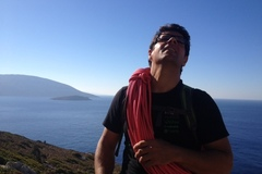 Experience: Climbing experience in Kalymnos