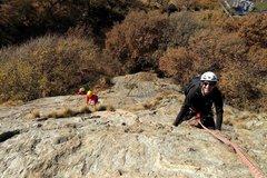 Esperienza: Sport climbing in Valle d'Aosta