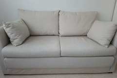 Myydään: Convertible sofa