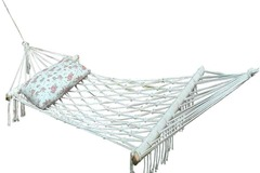 """Products:  36"""" POY Rope Hammock"""