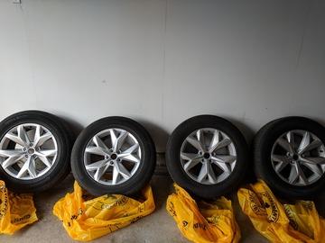 "OEM VW Atlas 18"" Prisma wheels and tires - WheelPrice"