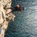 Experience: Climbing above the sea