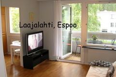 Annetaan vuokralle: Super cozy furnished 34,5m² studio in Espoo, near Otaniemi