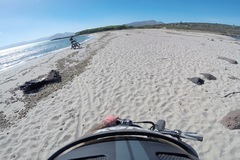 Experience: Fat E-bike tour on the beach