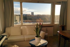 Annetaan vuokralle: Fully furnished 1-bedroom apartment, Tapiola, May-August
