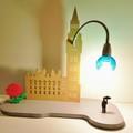 Vente au détail: Lampe artisanale Big Ben