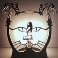 Vente au détail: Lampe décorative design