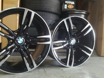 Selling: 18x8.5 & 18x9.5 | 5x120| New in boxes bmw