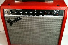 Renting out: Fender Frontman 25R