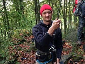 Climbing partner : Gran Carina -February