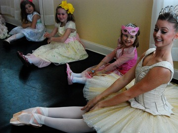 Selling: Dance Camp - 5 Class package