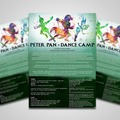 Selling: 5 class Dance Camp package + Peter Pan Rehearsals & Show