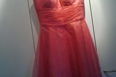 Ilmoitus: Organza mekko.