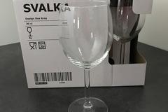 Ilmoitus: Ikea Svalka viinilasit 36kpl