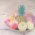 Vente au détail: Panier de fruits