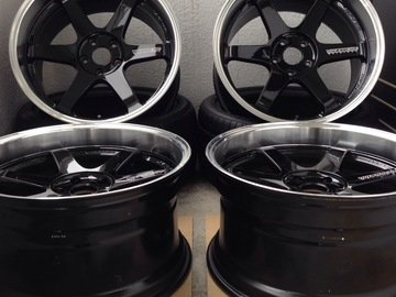 Selling: 19x11 | 5x114.3 | Volk TE37 Tokyo Time Attack Edition