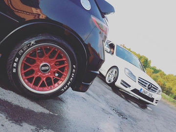 Selling: 5x120 | 5x114.3 | BBS RS2 Concave