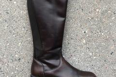 Myydään: Leather Boots
