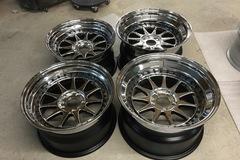 Selling: 17x9.5 & 18x11   5x120   OZ Racing Hartge