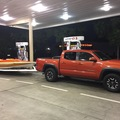 Offering: Interior clean, stock coolers, fuel and tow lake boats