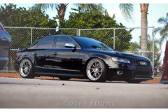 Selling: 19x10.5   5x112   CCW Hybrid SP540 with Nitto Envo tires