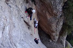 Service/Event: Via Ferrata Barcelona