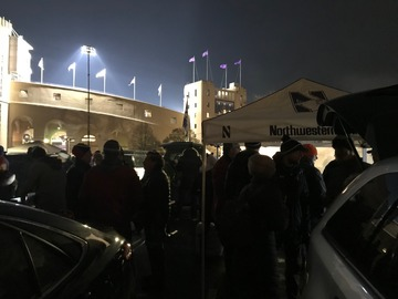 Paid Events: Northwestern Tailgate