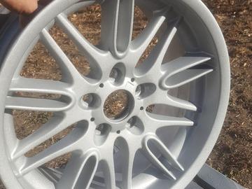 Selling: 18x8 & 18x9.5 | 5x120 | BMW M5 Style 65