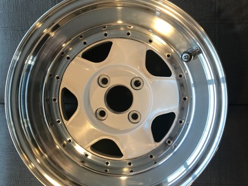 Selling: 14x8 & 14x9.5 | 4x100 | Revolution RFX wheels for sale