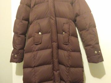 Myydään: Eddie Bauer Goose Down coat (female)