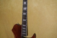 Renting out: Occhineri Custom Guitar Rosewood
