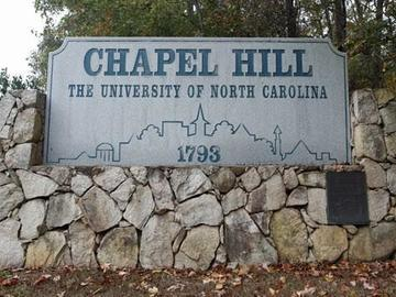 Monthly Rentals (Owner approval required): Chapel Hill NC, Safe Driveway parking near UNC campus