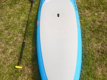 Daily Rate: Surftech Stand-up Paddle Board