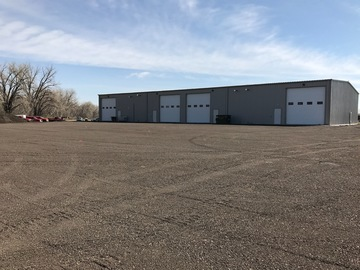 Daily: BILLINGS montana shop space