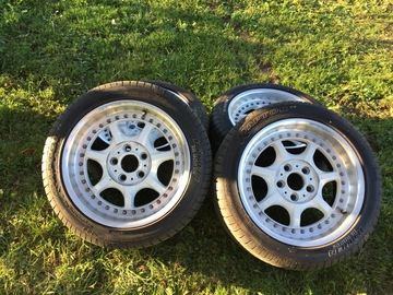 Selling: BBS Style 19s