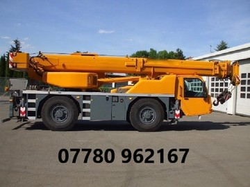 Daily Equipment Rental: Terex AC35L Crane for Hire
