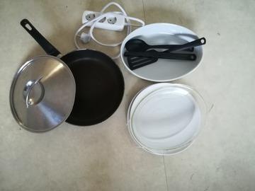 Myydään: Kitchen items