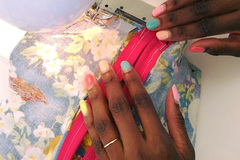 Workshop Buy: SEWING LESSONS WITH THE CITY SEAMSTRESS