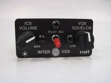 Parts Available: P/N AA80-001 Nat Intercom Unit