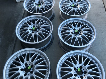 Selling: BBS RS850/RS851